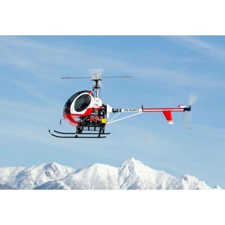 Kit de Fuselaje Schweizer 300 C para mecanica electrica y gasolina