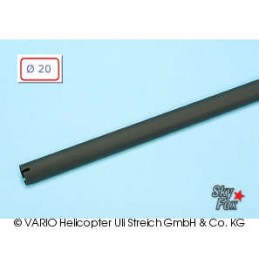 Tube AC 20 x 0,8 x 780 mm,...