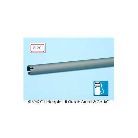 Tail boom 20 x 0.8 x 810 mm, titanium