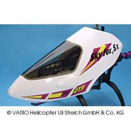 Cabina SkyFox SX GRP