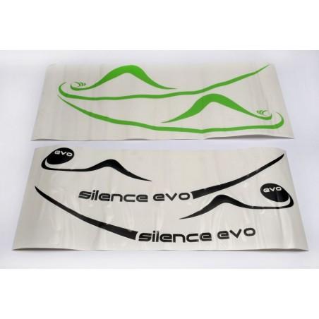Decal sheet Silence