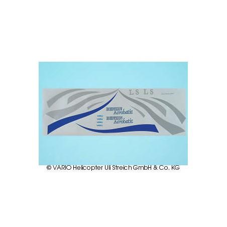 Decal sheet BENZIN Acrobatic