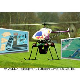 Photo and video landing gear