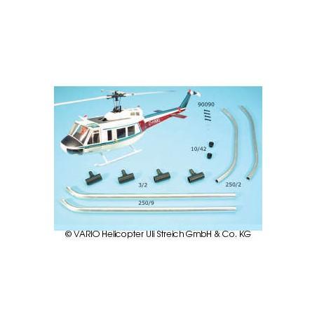 Set de tren de aterizaje para  UH-1D