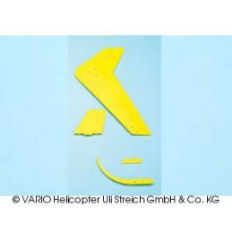 Kit empennage jaune