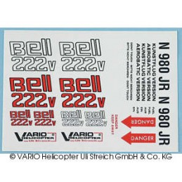 Sticker Bell 222 V