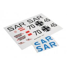 Autocollant UH-1D SAR