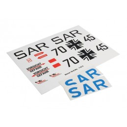 Decal sheet UH-1D SAR