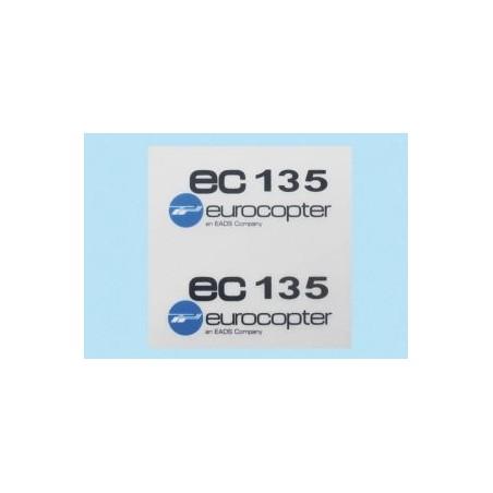 Logo EC 135 negro
