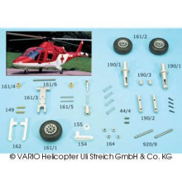 Undercarriage for Agusta