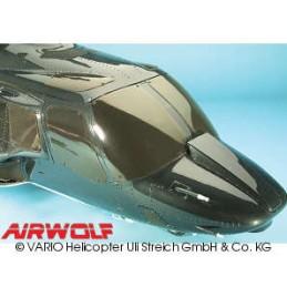 AIRWOLF und Bell 222...
