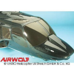 Glazing set AIRWOLF, Bell 222