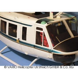 Glazing set Bell 205, Bell...