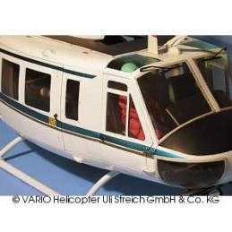 Kit verrières Bell 205,...