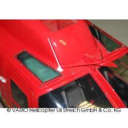 Upper windows big Jet Ranger