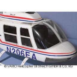 Kit verrières Jet Ranger