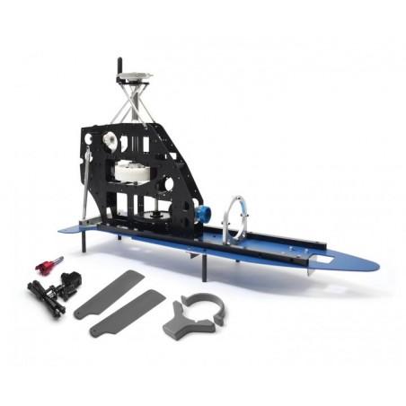 Turbine-Mechanics for Bell Jet Ranger (JetCat SPT5-H)