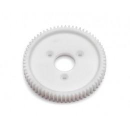 Zahnrad 17 mm, 65 Zähne