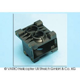 Gearbox housing incl cover