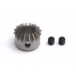 Bevel gear 6 mm, 16-tooth