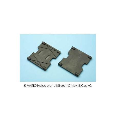 Gyro plate GFK, X-Treme