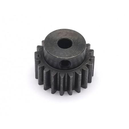 Piñon  5 mm, 20-dientes