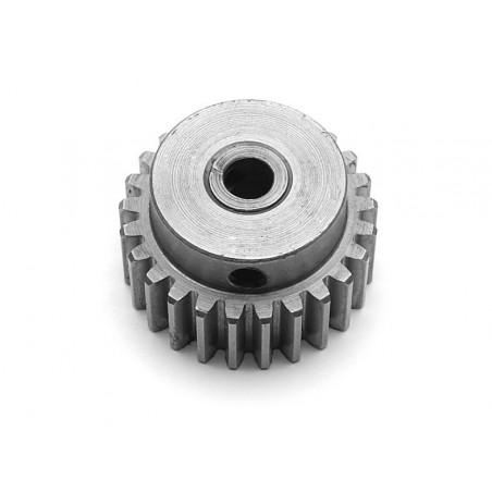 Piñon  5 mm, 25-dientes
