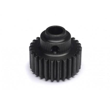 Piñon motor 8mm, 26 dientes