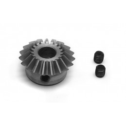 Bevel gear 5mm, 19 tooth