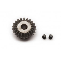 Bevel gear 22 tooth M1