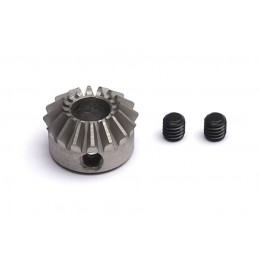 Bevel gear 5 mm, 16-tooth
