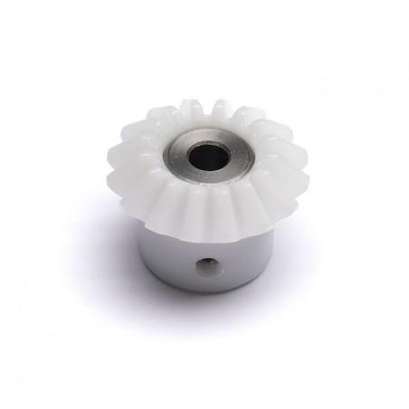 Piñon  conico 5 mm, 16-dientes