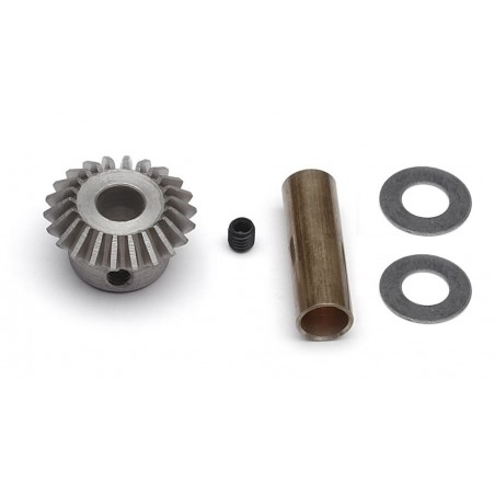 Bevel gear 5mm, 22 tooth