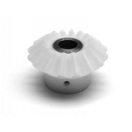 Piñon conico 16 dientes, 10mm