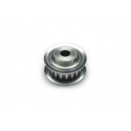 Toothed belt pulley 17-tooth XL Ø8mm