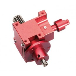 Aluminium main gear box