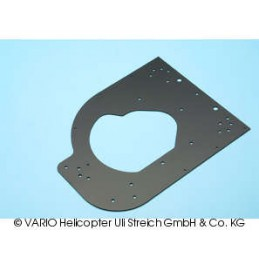 Bottom structure for MD 520 N