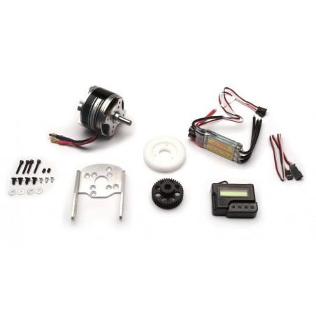 Set motor Brushless / Regulador  para Skyfox 1600mm rotordisk