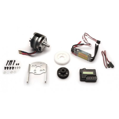 Electric drive set for Skyfox, 1600-1680 mm, 3 and 4-blade rotor