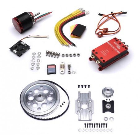 Set conversion electrica para MD 902