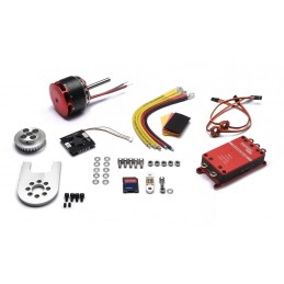 Kit motore elettrico EC 120