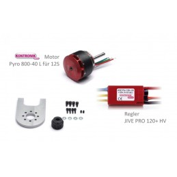 Brushless motor set...
