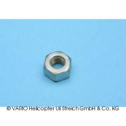 "Crankshaft nut 1/4"" 28 UNF"