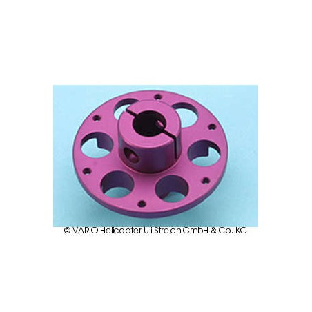 Blind hub, driven tail rotor R.H.
