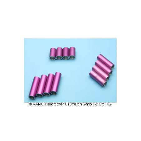 Casquillos separador para mecanica X-Treme, violeta