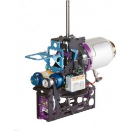 JetCat PHT2-1400 turbine...