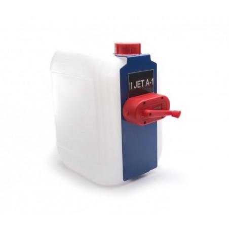 Soporte de bomba para garrafa de combustible 10 l