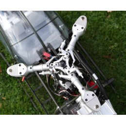 Scalerotorkopf für Alouette II