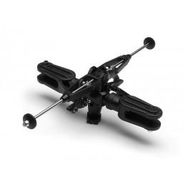 Tête de rotor semi-maquette