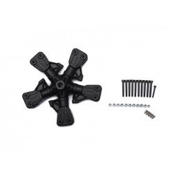 5-pale tête rotor 12 mm